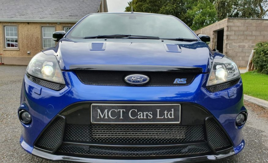 2010 Ford Focus 2.5 RS 3dr, Stunning Example! Full Service History! 6 Months Warranty, Finance!