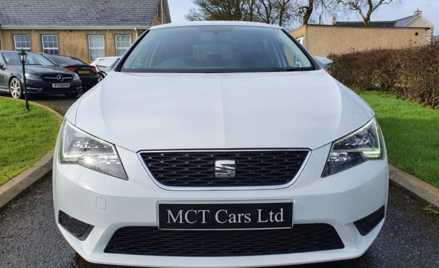 Apr 2016 Seat Leon 1.6 TDI 110 SE 5dr [Technology Pack] 1 OWNER,F/S/H, 1 YEARS WARRANTY