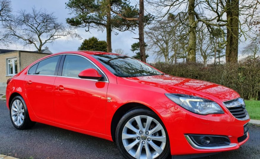 2016 Vauxhall Insignia 1.6 CDTi ecoFLEX Elite Nav 5dr [Start Stop] 1 OWNER, F/S/H, 1 YEARS WARRANTY!