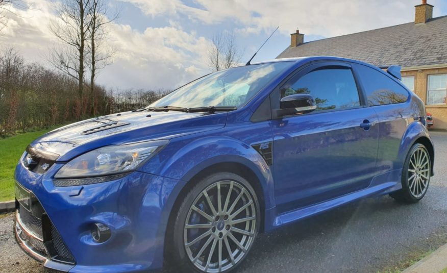 Sep 2009 Ford Focus 2.5 RS 3dr LUX PACK! 420+ BHP!! HUGE SPEC CAR! FULL SERVICE HISTORY!