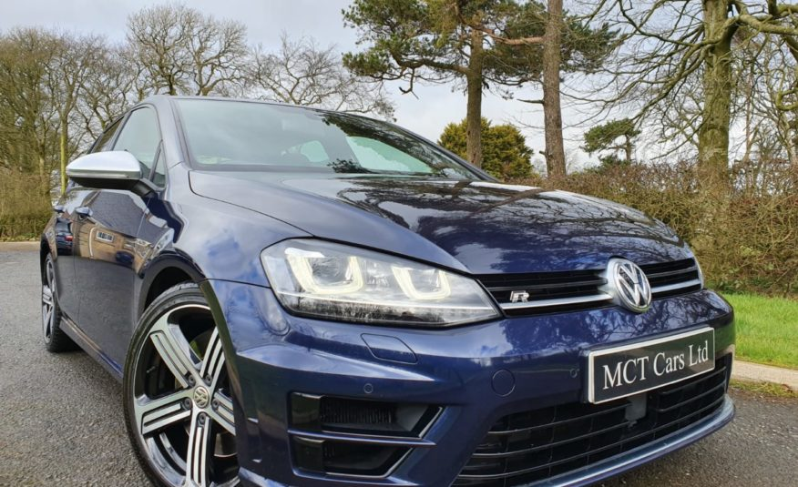 2015 Volkswagen Golf 2.0 TSI R 5dr DSG LOW MILES! FVWSH! STUNNING EXAMPLE!