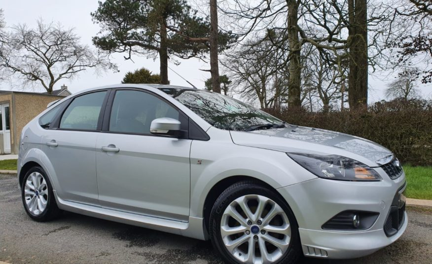 2010 Ford Focus 1.6 TDCi Zetec S 5dr [110] [DPF] GOOD HISTORY, LOVELY EXAMPLE! £30 ROAD TAX!