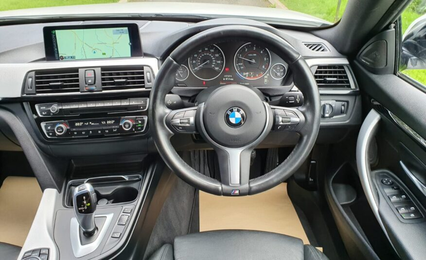 Mar 2016 BMW 4 series 420d [190] M Sport 5dr Auto [Prol Media] H&K SOUND, M SPORT PLUS PACK! FSH