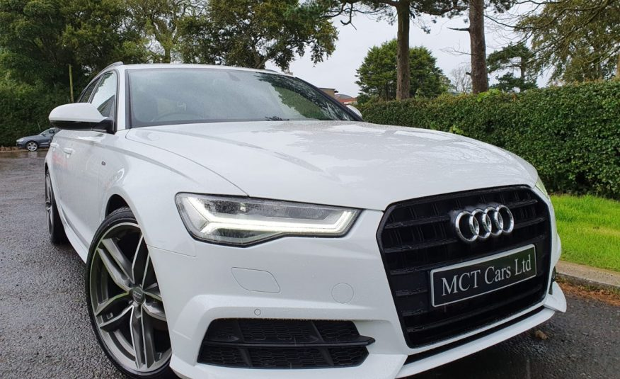 Sep 2016 Audi A6 2.0 TDI Ultra S Line 5dr S Tronic AVANT, BLACK PACK, 20 INCH RS6 ALLOYS, 1 OWNER