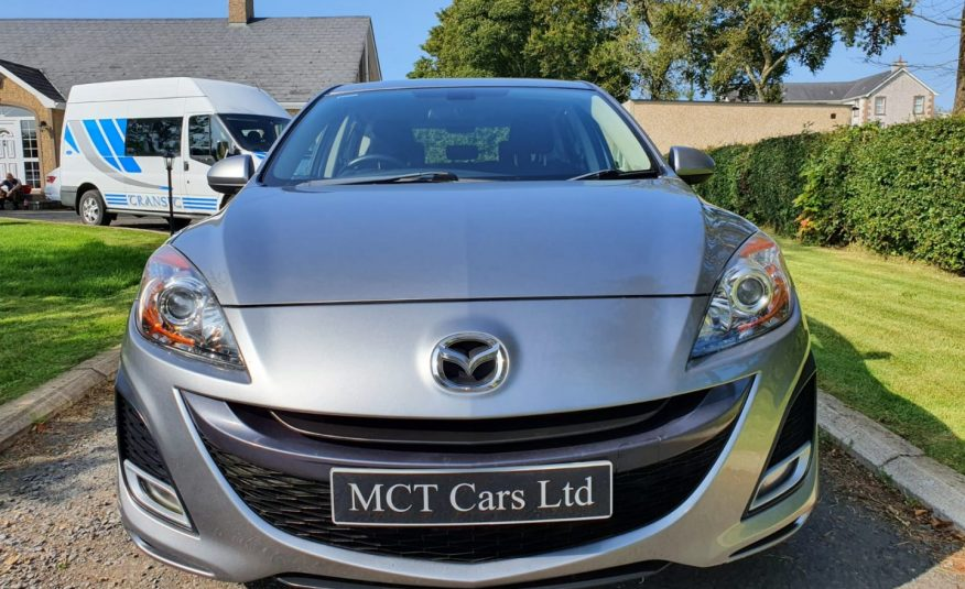Aug 2011 Mazda 3 1.6 Takuya 5dr FULL SERVICE HISTORY, GREAT SPEC, FREE 1 YEARS WARRANTY