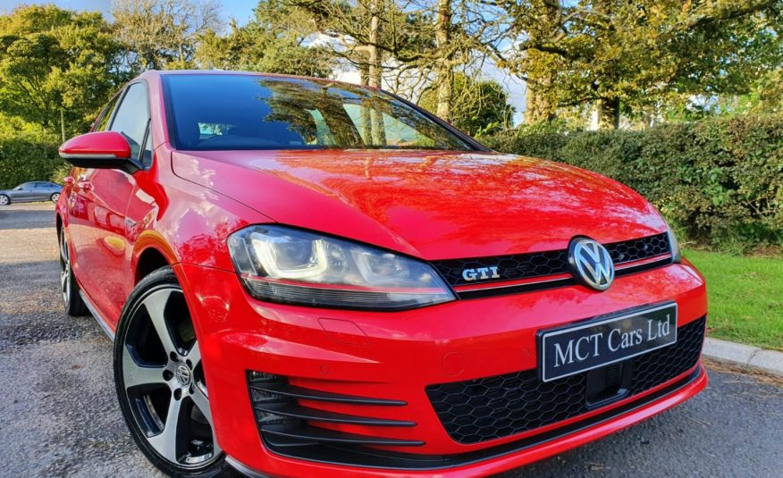 Mar 2015 Volkswagen Golf 2.0 TSI GTI 5dr FULL SERVICE HISTORY! LOVELY EXAMPLE! WARRANTY & FINANCE