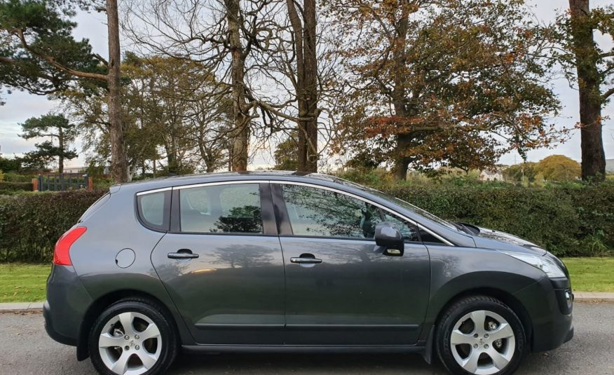 2010 Peugeot 3008 1.6 THP Sport 5dr JUST HAD MAJOR SERVICE, EXCELLENT EXAMPLE, LOW MILES
