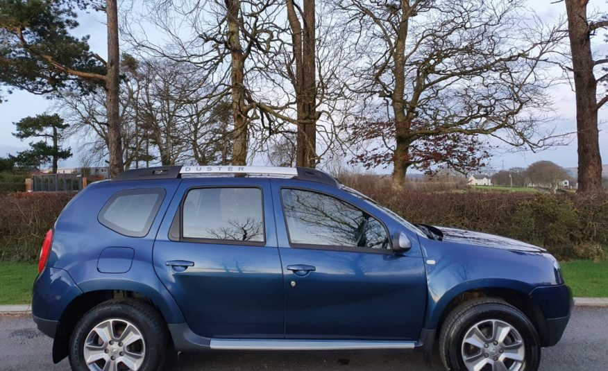 2016 Dacia Duster 1.5 dCi 110 Laureate 5dr FULL SERVICE HISTORY, PARKING SENSORS! £30 TAX