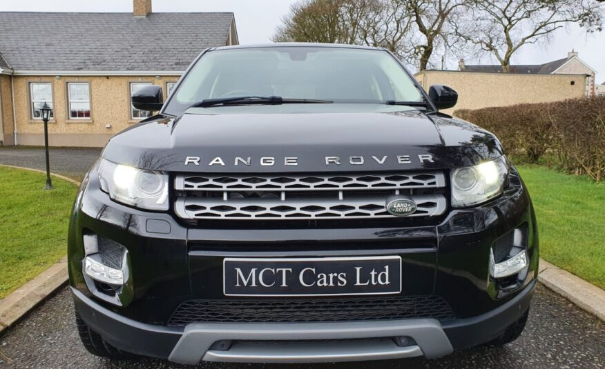 Apr 2014 Land Rover Range Rover Evoque 2.2 SD4 Pure 5dr Auto [Tech Pack] STUNNING! 20 INCH ALLOYS
