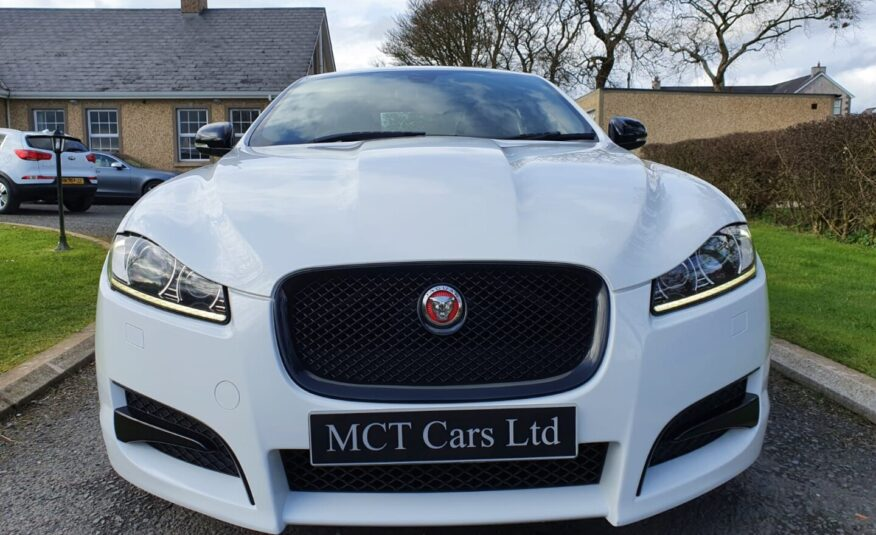 2014 Jaguar XF 2.2d [200] R-Sport 4dr Auto BLACK PACK! NAV! STUNNING CAR! MOT'D JAN2022, GREAT CAR