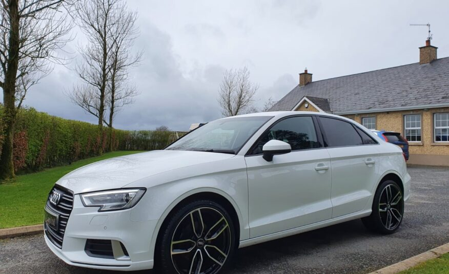 Dec 2017 Audi A3 1.6 TDI 116 Sport 4dr S Tronic TECH PACK ADVANCED, VIRTUAL COCKPIT, 1 OWNER, FASH, BLACK EDITION STYLING, 19 INCH ALLOYS