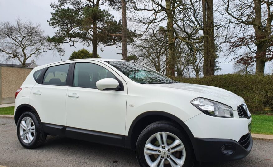 May 2012 Nissan Qashqai 1.5 dCi [110] Acenta 5dr FULL S/H, GREAT EXAMPLE, 6 MONTHS WARRANTY