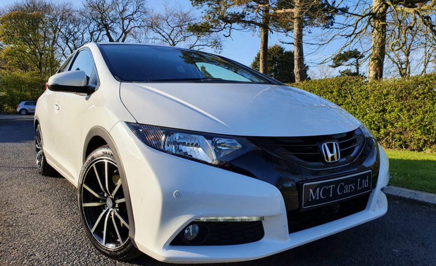 2014 Honda Civic 1.6 i-DTEC SE Plus 5dr CAMERA, FRONT & REAR PARKING SENSORS, FULL S/H, FREE TAX