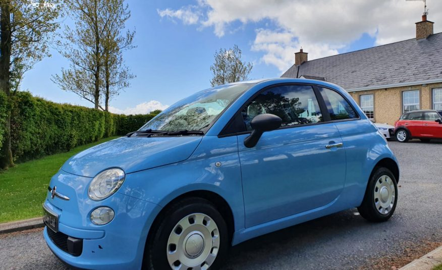 Feb 2015 Fiat 500 1.2 Pop 3dr [Start Stop] FULL SERVICE HISTORY, EXCELLENT EXAMPLE, JUST SERVICED