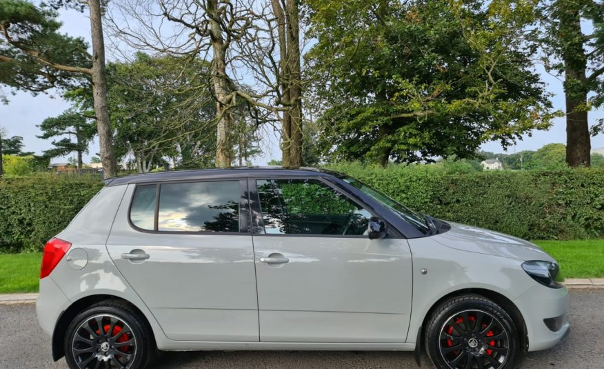 2014 Skoda Fabia 1.2 12V Reaction 5dr STEEL GREY! SPECIAL EDITION, LOW MILES! CHEAP INSURANCE!